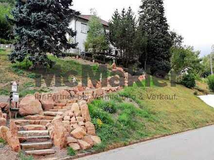 Ihre grüne Ruheoase! Renoviertes EFH mit parkähnlichem Grundstück, Teich und Bergbahn