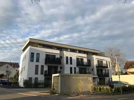 Neuwertige 3-Zimmer-Wohnung mit Balkon und Einbauküche in Angelbachtal