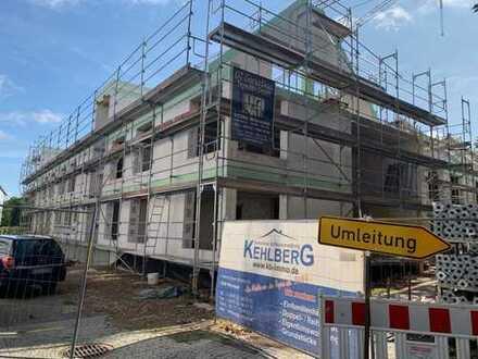 Die Rohbauarbeiten sind abgeschlossen ! 2 Zimmer Dachgeschosswohnung in Wörrstadt