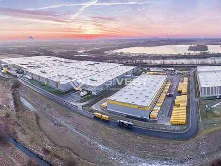 Neubau einer Logistik-, Produktions- und Lagerhalle