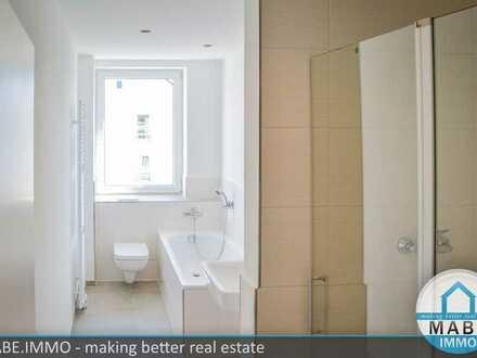 [Erstbezug nach Sanierung] 4-Raumwohnung - mit modernen hellen Bad!