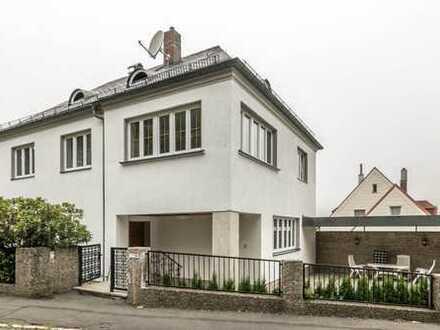 Top renovierte Stadtvilla in ruhiger Lage