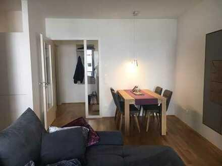 Gemütliche 2.- Zimmer Wohnung mit traumhafter Loggia