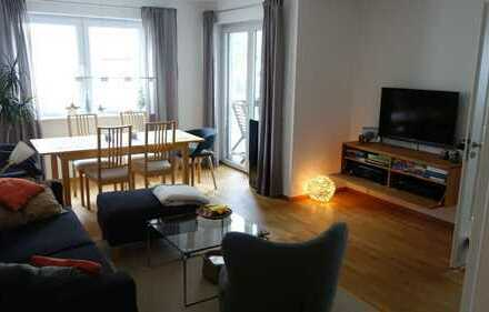 Stadtwohnung mit Loggia - 5 Gehminuten vom Stadtzentrum - inkl Einbauküche + Garagenstellplatz