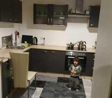 Stilvolle, vollständig renovierte 2-Zimmer-Wohnung in Rüsselsheim am Main
