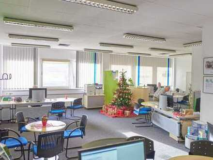 Büro oder Praxisetage in sehr guter Lage in Hattingen Mitte an der Fußgängerzone
