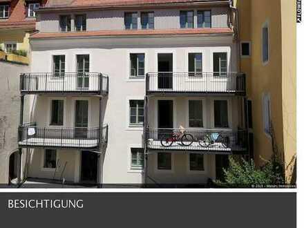 Ihre neue VIP-Adresse in der Altstadt - Erstbezug mit Balkon!