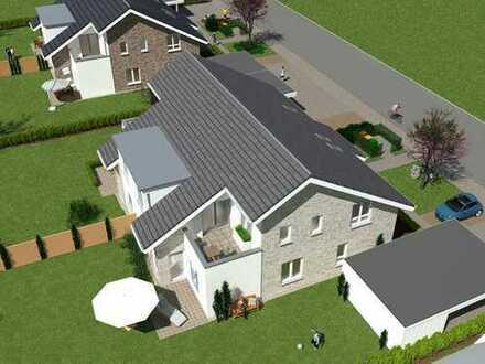 Projekt 20 - Mehrfamilienhaus mit 4 Wohnungen - Hauweg 80 Whg. 2