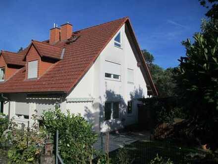 Schönes 1-Fam.-Haus, DHH, in sehr schöner und ruhiger Wohnlage ...