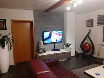 Geräumige, gepflegte 2-Zimmer-Erdgeschosswohnung zur Miete in Biebesheim