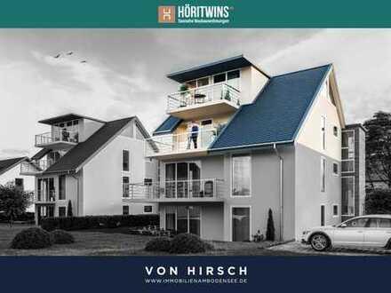 HÖRITWINS - (RESERVIERT) Seenahe Neubau-Maisonettewohnung in Gaienhofen - 5 Zimmer DG Nr. 06