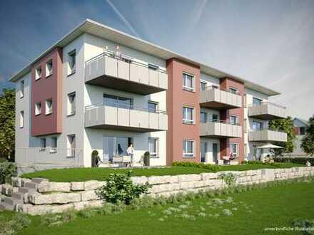 Traumhaft, moderne Wohnung mit Südbalkon
