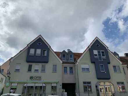 Zentral gelegene 3-Zimmer-Wohnung in Heilsbronn