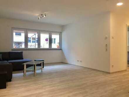 begehrte City-Lage: moderne 2-Zimmer-Wohnung