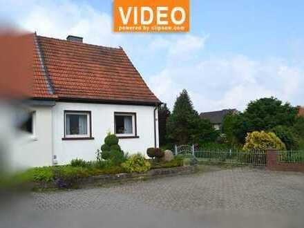 *Endlich einen großen Garten*  Doppelhaushälfte  mit Anbau-Potenzial in Rheine-Dutum