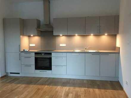 Wohnen im Neubau!! - Attraktiv gestaltete Wohnung inkl. Einbauküche - Erstbezug -!! 360° Rundgang