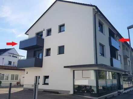 Moderne 3-Zimmer-Wohnung mit zusätzlichem Raum im ausgebauten Dachgeschoss!