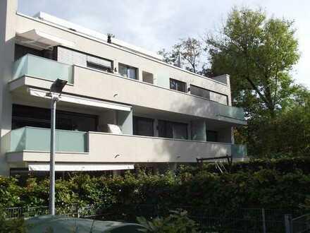 Gepflegte 1-Zimmer-Wohnung mit Balkon und Einbauküche im Zobelpark, Augsburg