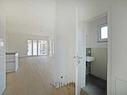 Helle 2-Zimmer Wohnung mit Balkon