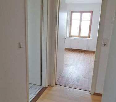 Sanierte helle 2-Raum-Wohnung im Grünen