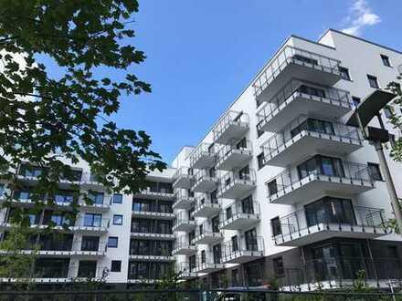 ERSTBEZUG - schicke 3,0 Zi-Wohnung im Lyoner Quartier