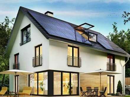 Neubau ! Freistehendes Einfamilienhaus mit Südausrichtung !
