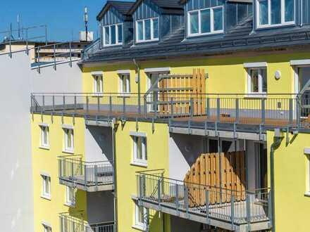 ~ 5-Zimmer Wohnung mit Dachterrasse zum Innenhof ~