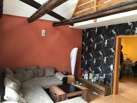 Schöne zwei Zimmer Galerie-Wohnung in Hohenlohekreis, Öhringen