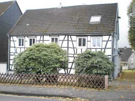 Eigentumswohnung auf zwei Etagen, 120qm, Garten, unrenoviert