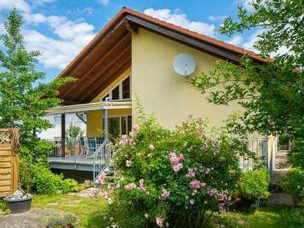 5-Zimmer-Erdgeschoß-Maisonette-Wohnung mit Garten