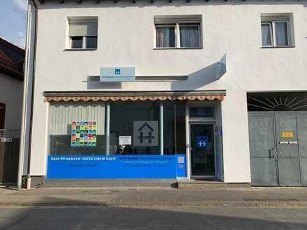 Kleines Büro- / Ladengeschäft mit Nebenraum