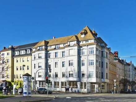 Zentrumsnahe 3-Raum Wohnung mit attraktivem Grundriss