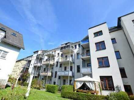 Terrassenwohnung mit EBK und Stellplatz in guter Wohnlage!