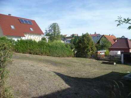 Sonniges Baugrundstück in Burgkunstadt