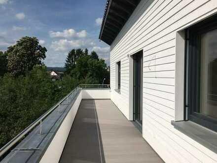 TRAUMHAUS: Freistehend, modern, Bauhausstil, Garten, nur 25 Autominuten bis Frankfurt.