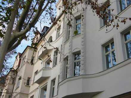 Design-Maisonnette in Jugendstilvilla mit hohem Wohnkomfort