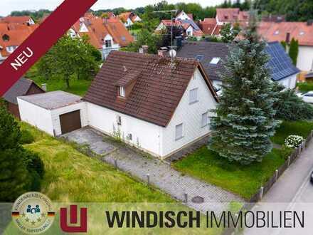 WINDISCH Immobilien - Traumhaftes Grundstück in Türkenfeld mit Altbestand