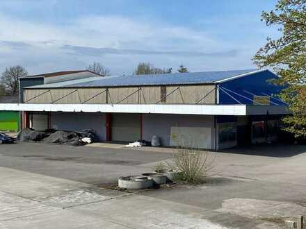 998 qm Lagerkalthalle direkt an der Autobahn A93 zur Vermietung !
