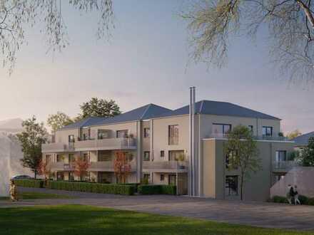 Selbstbestimmt Wohnen im Alter: barrierefreie 4-Zi-Wo in Bad Waldsee - A07