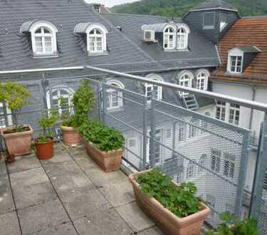 Haus & Grund Immobilien GmbH- komfortable, helle 3-ZKB Dachgeschosswohnung in Heidelberg Bergheim