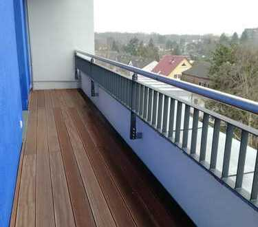 Große 4-Zimmer-Wohnung mit zwei riesigen Balkonen