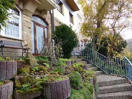 Gelegenheit! 2-3 Familienhaus mit Blick über die Nagold/unverbaubare Stadtlage