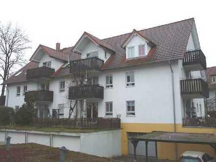 Ruhig gelegene 2-Zimmerwohnung mit großer Terrasse