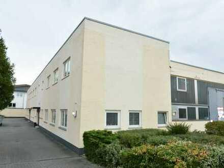 Anlageobjekt: Büro - Lager und Werkstatt in Gewerbegebiet von Dietzenbach