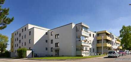 TOP-Kapitalanlage - Hochpaterre-Wohnung in Augsburgs Westen