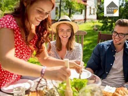 Grillen Sie mit Ihren Freunden im eigenen Garten