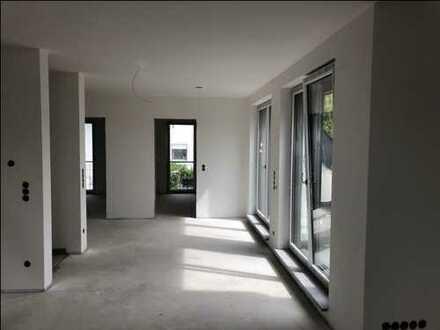 Neubau/Erstbezug - exklusive Wohnung (95 qm, 1. OG) mit zusätzlicher, großer Nutzfläche