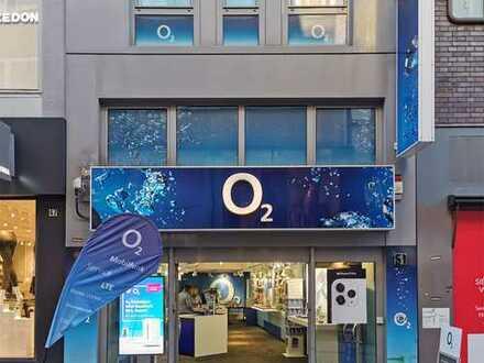 Ladenlokal in 1A Innenstadtlage in Essen - im Alleinauftrag -