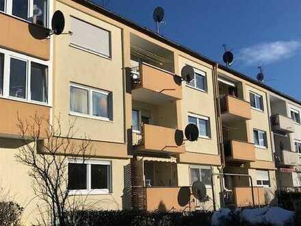 Einmalige Gelegenheit - 3 ZKB-ETW in der Gartenstadt Bad Wörishofen - 1. OG ohne Lift mit Kfz-Stellp