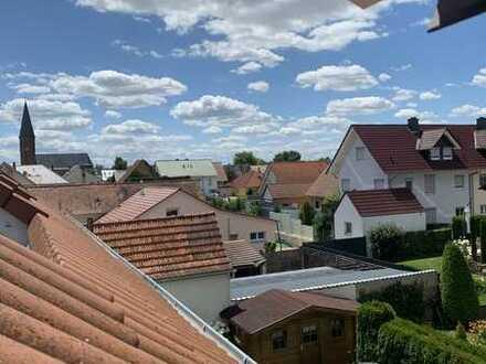 Gehobene Maisonettenwohnung ... Top Zustand, Weitblick in perfekter Lage, Garage und Dachterrasse